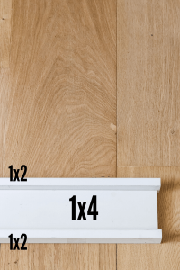 header for craftsman trim with numbers