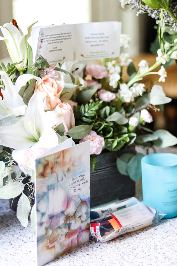 miscarriage memory gifts