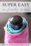 Budget friendly easy eco friendly swaps you can make today!