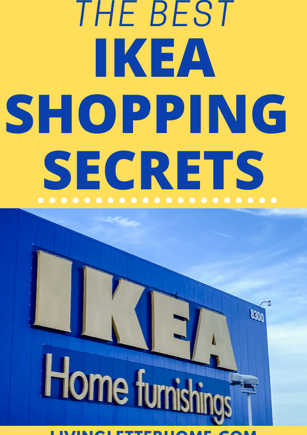 Ikea Shopping Secrets