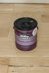 Behr ultra paint and primer in one