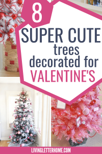 8 Super Cute Valentine's Day Trees