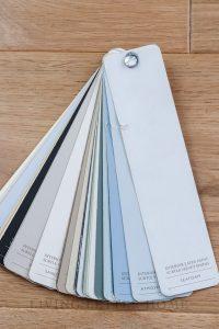 RH paint color fan