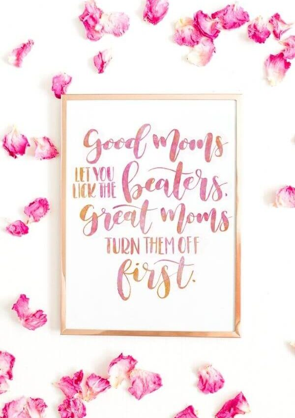 18+ Free Mother's Day Printable Art Ideas