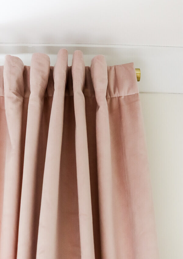 How To Hang Curtain Rods