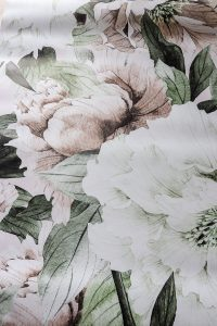 removable floral wallpaper Queen Ann wallpaper from Rocky Mountain decals