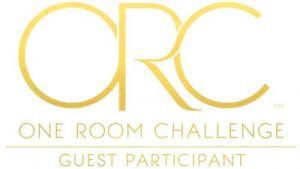 One Room Challenge Guest Participant Gold Logo