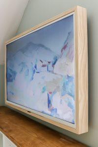 DIY Samsung Frame TV