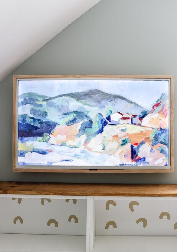 DIY Samsung The Frame TV