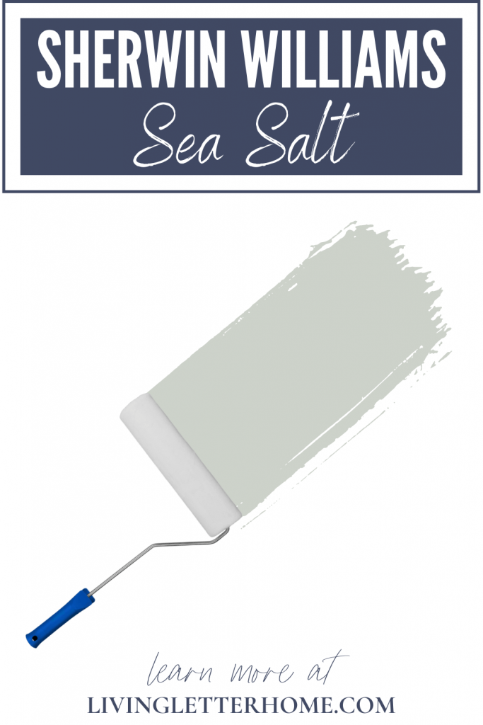 Sherwin Williams Sea Salt graphic