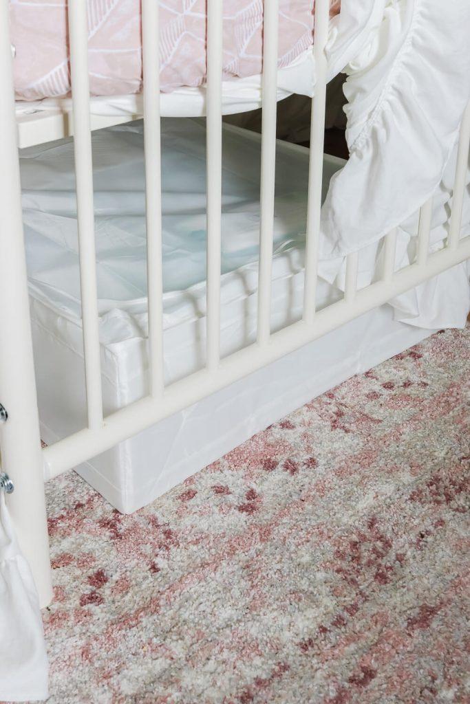 under crib storage from Ikea