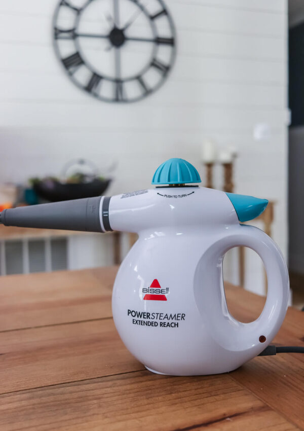 The Best Handheld Steam Cleaner For Your Money