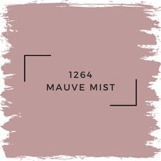 Benjamin Moore Mauve Mist